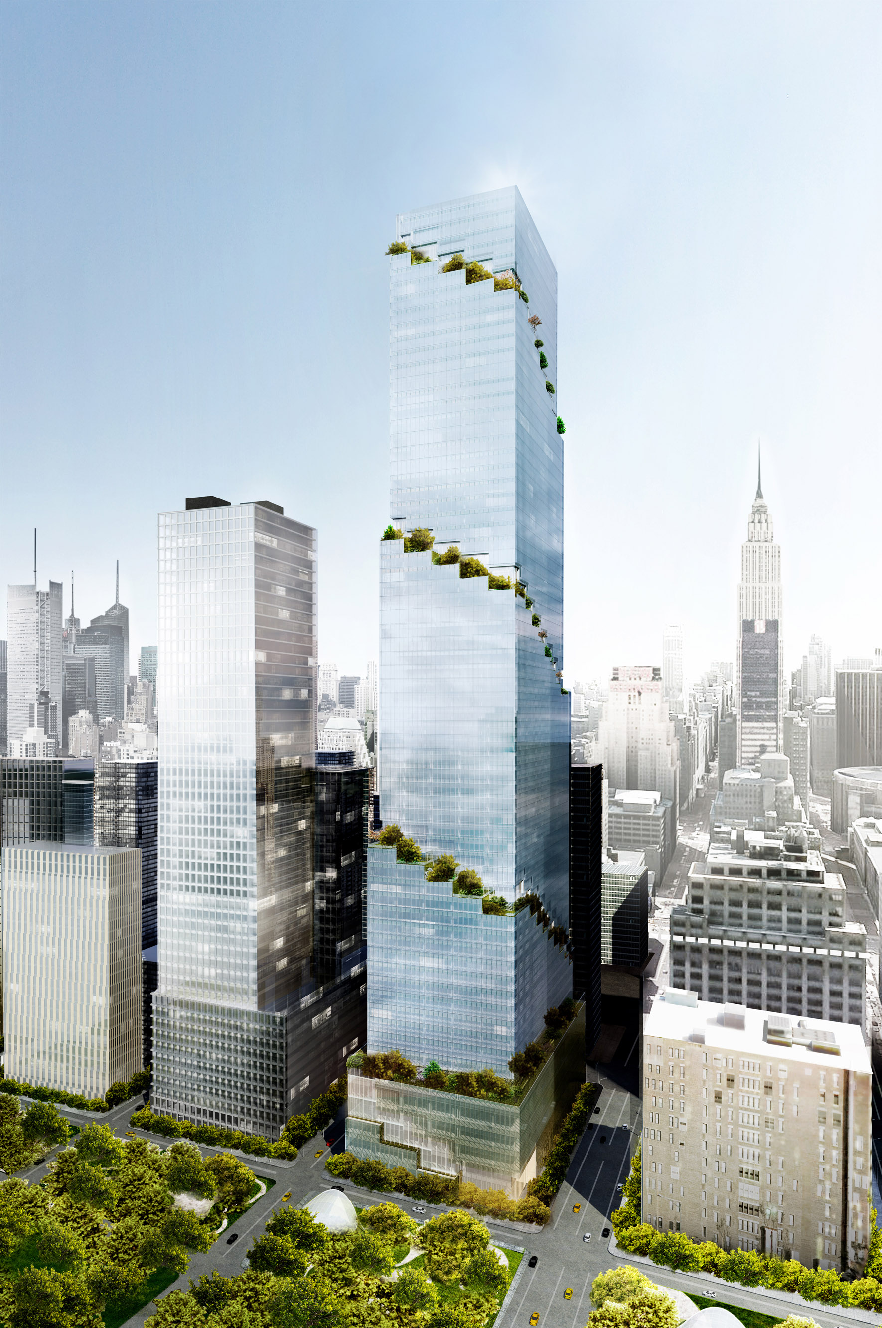 Pfizer Set To Move To The Spiral In Nyc S Hudson Yards Awesome Investors